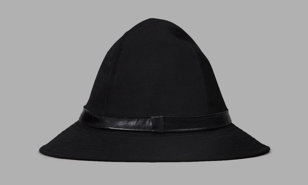 Yohji Yamamoto 招牌小黑帽现已发售