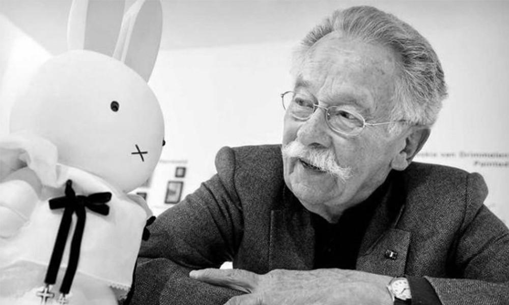 """永别了 """"米菲兔"""" 之父,荷兰插画大师 Dick Bruna 离世,享年 89 岁"""