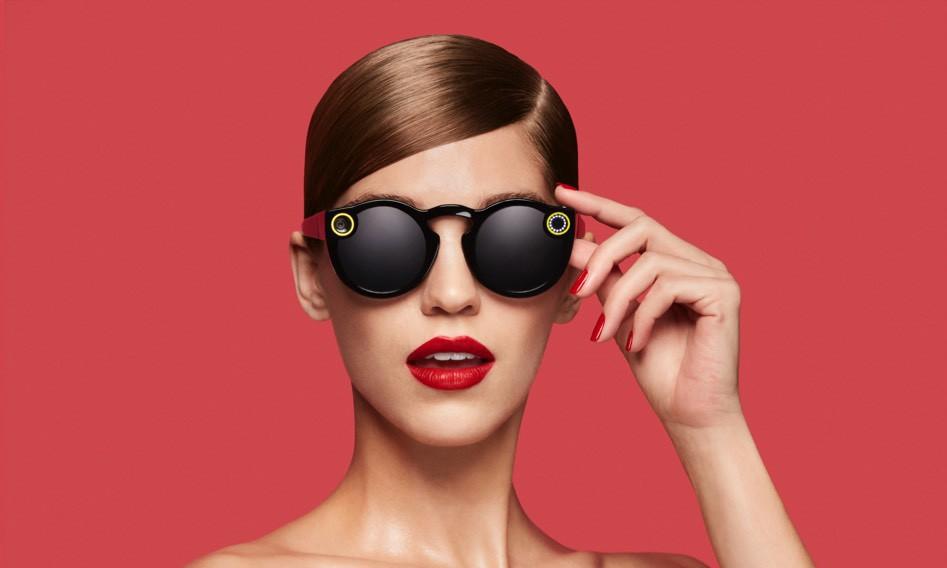 菲董最爱的 Snapchat 智能眼镜 Spectacles 现已正式发售