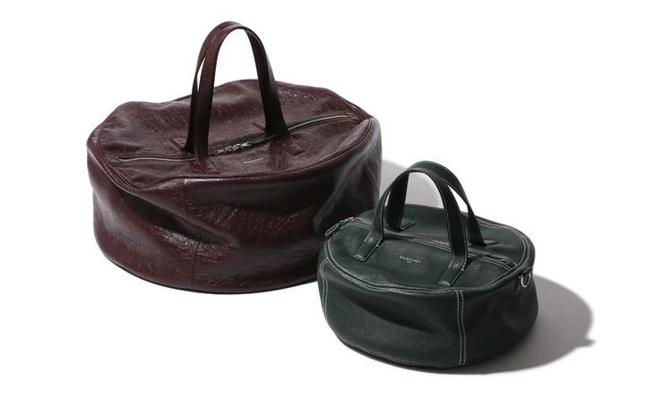 Balenciaga 最富创意的圆形包包