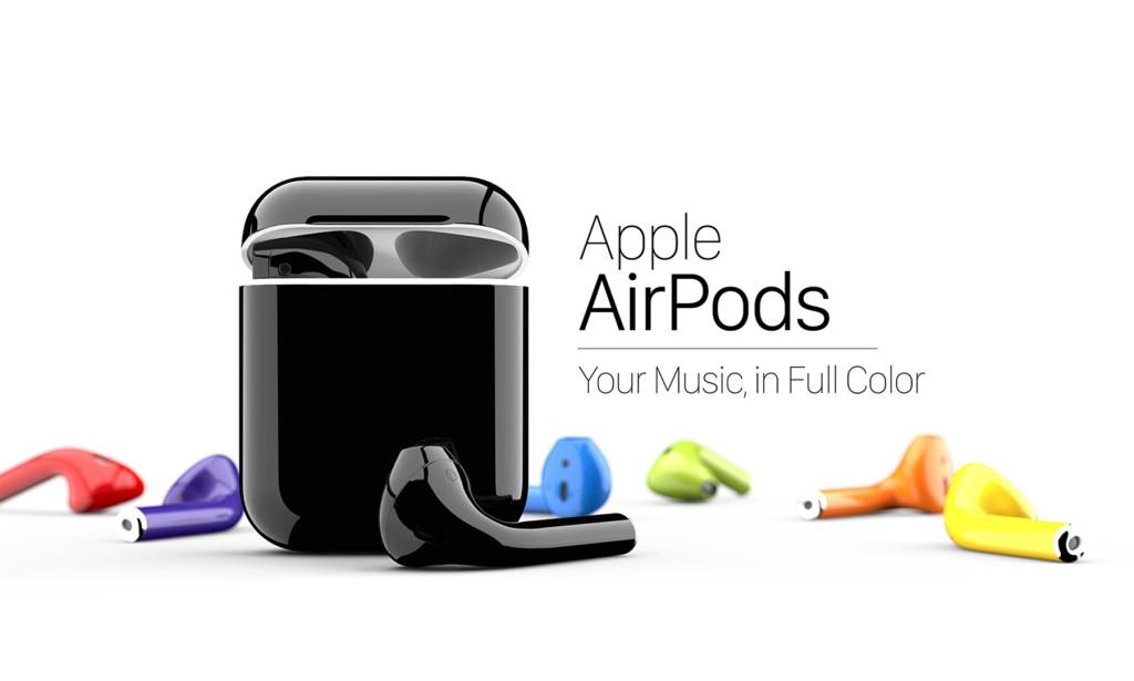 想突显个性?ColorWare 为你提供多达几十种的 AirPods 配色选择