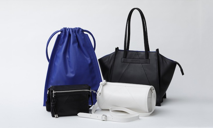 White Mountaineering 首次推出女装包袋 NORMALLY 系列