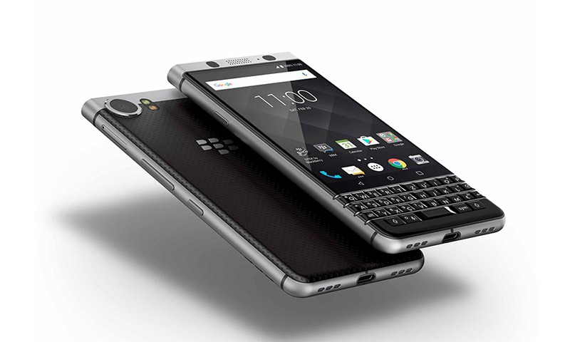 黑莓正式发布全新 KEYone 手机