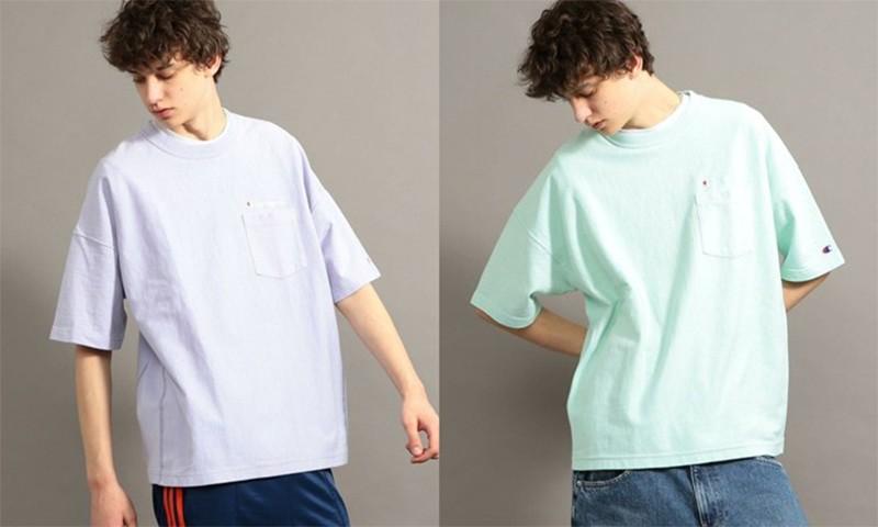 Champion 联手 BEAUTY & YOUTH 打造 9.4oz 羊毛 Reverse T 恤