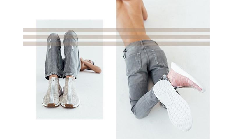 KITH x NAKED x adidas Consortium 联乘款 NMD CS2 造型 Lookbook 正式发布