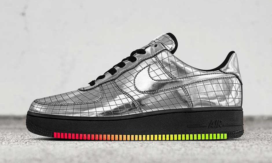 向不同身份致敬,Nike 为 Elton John 推出专属 Air Force 1