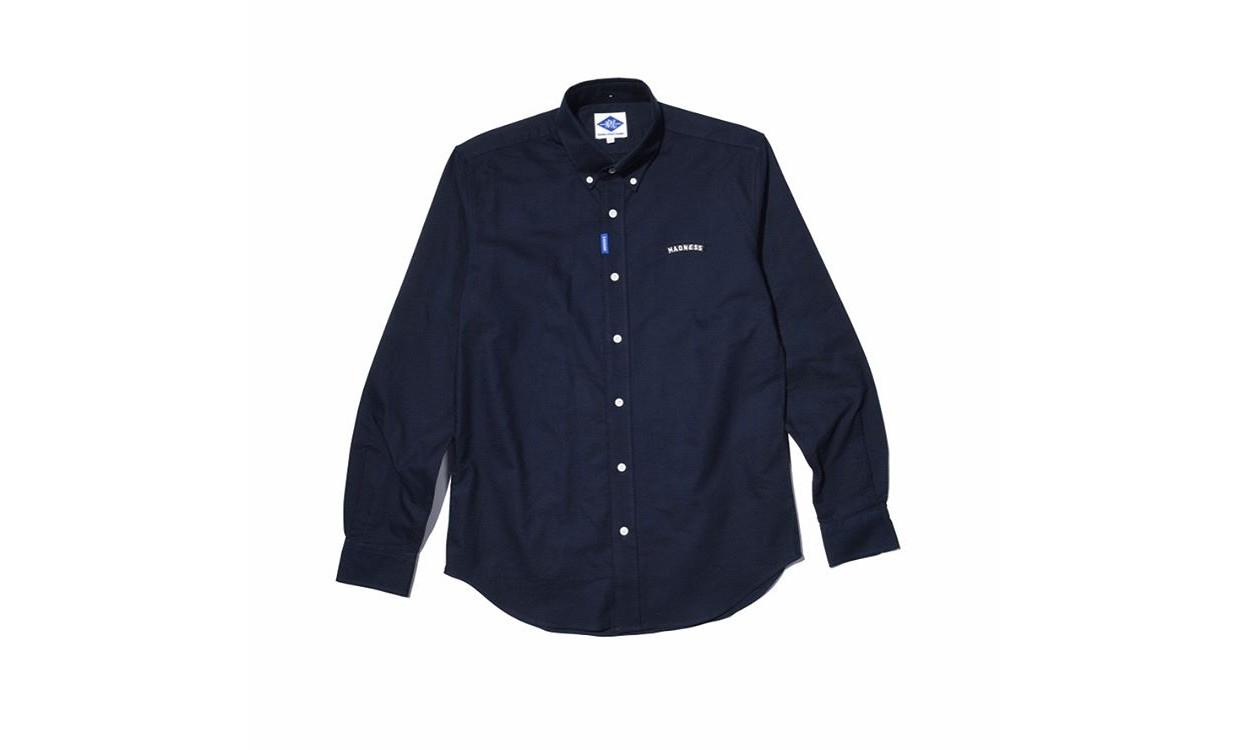 MADNESS 初春衬衫系列新品本周发售