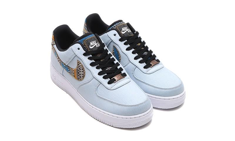 充满民族风情的 Nike Air Force 1 '07