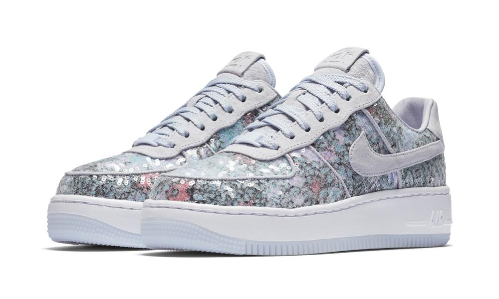 为女性特别打造,Nike Air Force 1 Upstep Low 上市
