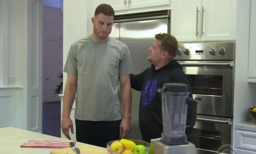 "Blake Griffin 请了一位新的 ""生活教练""?"