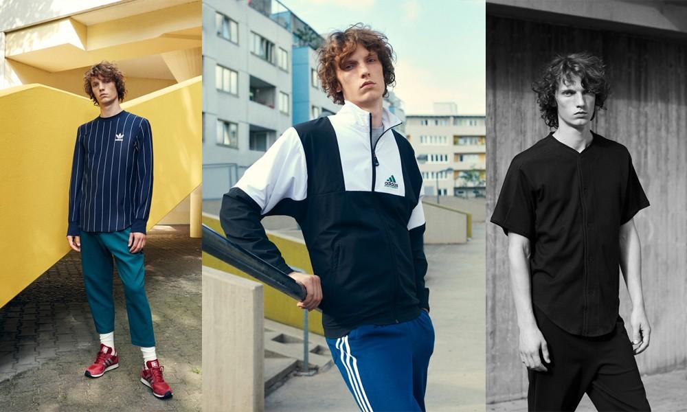 adidas 释出 70s Berlin-Inspired Sportswear 最新造型 Lookbook