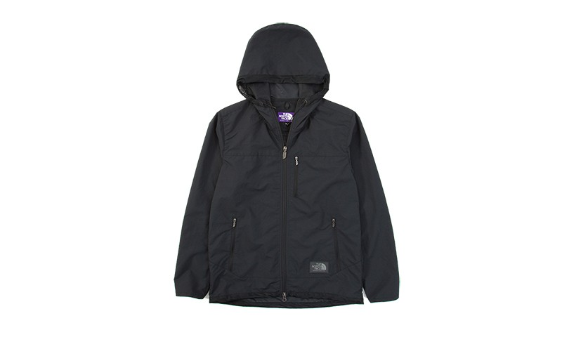 THE NORTH FACE 紫标带来新款 Mountain Wind Parka
