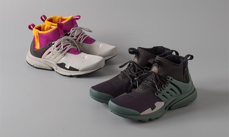 Nike 为 Air Presto Mid 带来两款新配色