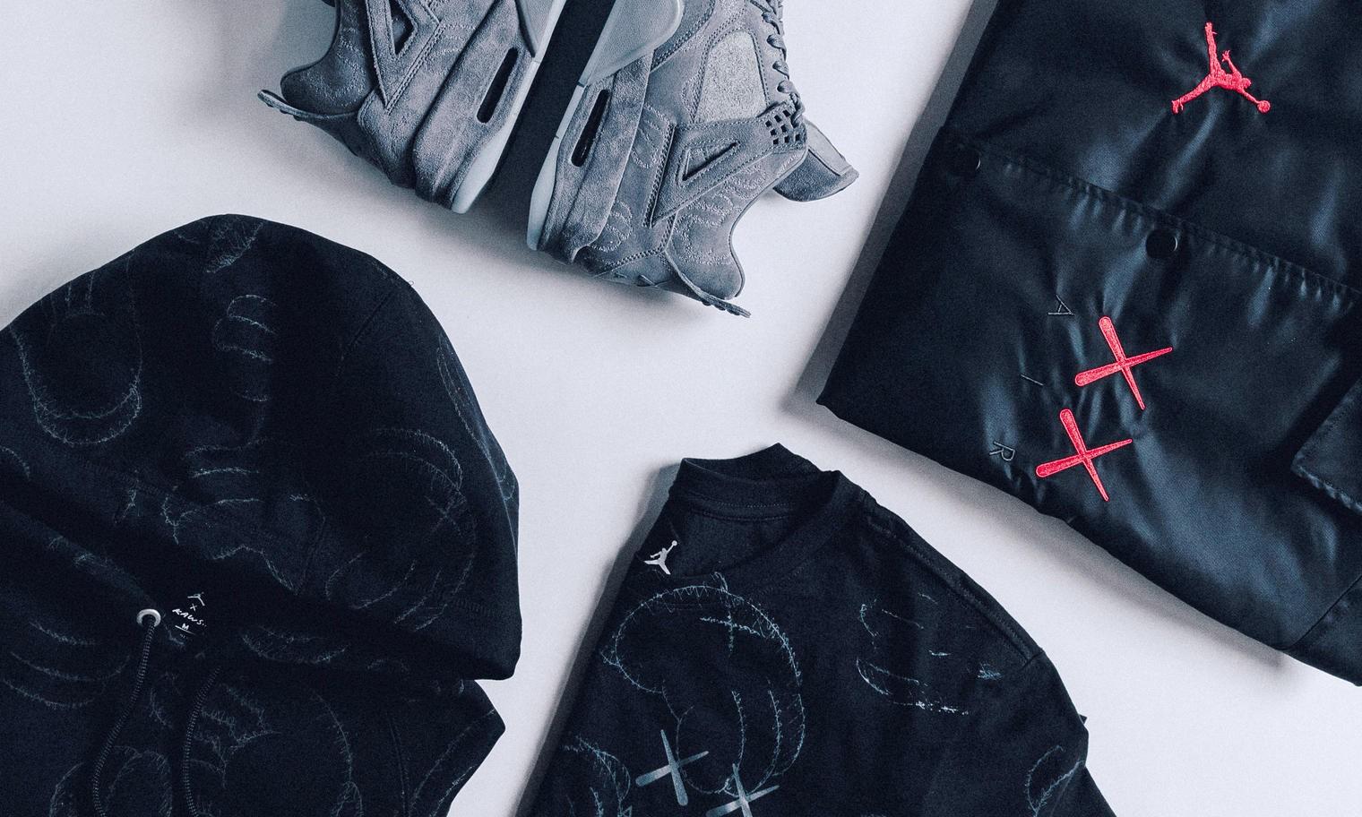 中国 28 日率先发售!KAWS x Jordan Brand 联名系列正式发布