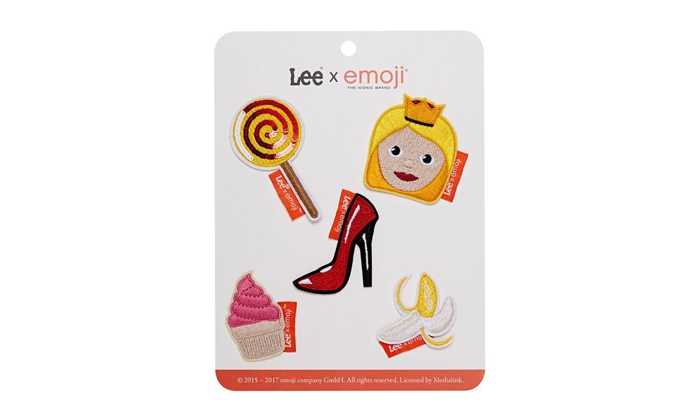 Lee x emoji 带来牛仔定制项目合作系列