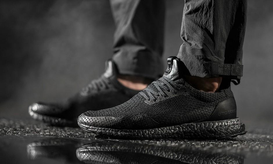 """又一款""""黑魂""""鞋款选择,adidas Consortium x HAVEN 联名 Ultra Boost 发布"""