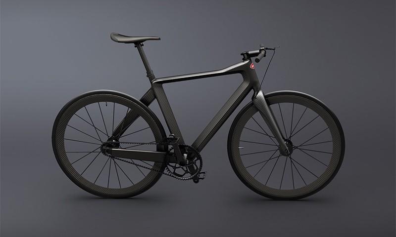 Bugatti 和 PG 做做了一辆售价约为 27 万人民币的自行车