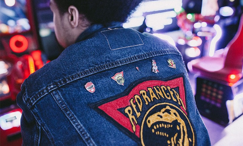 Power Rangers 携手 PINTRILL 带来联乘钉章