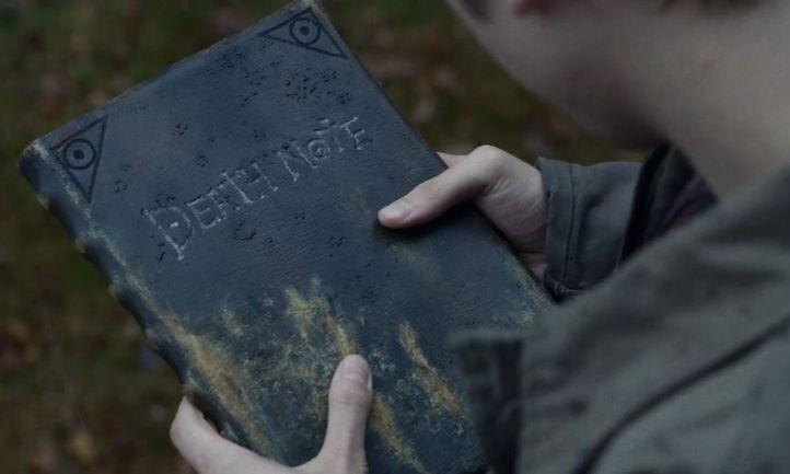 Netflix 出品,美版《死亡笔记》预告首播
