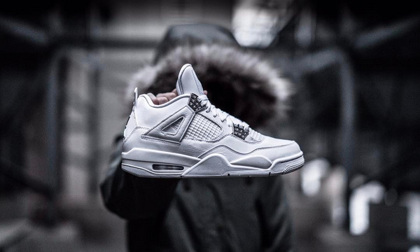 "Air Jordan IV ""Pure Money""  实物曝光"