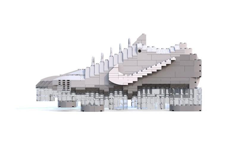 Tom Yoo 带来 LEGO® 版本 Nike Air VaporMax