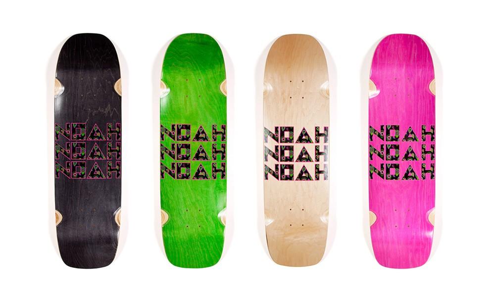 NOAH 推出一个特别的腰果花系列单品