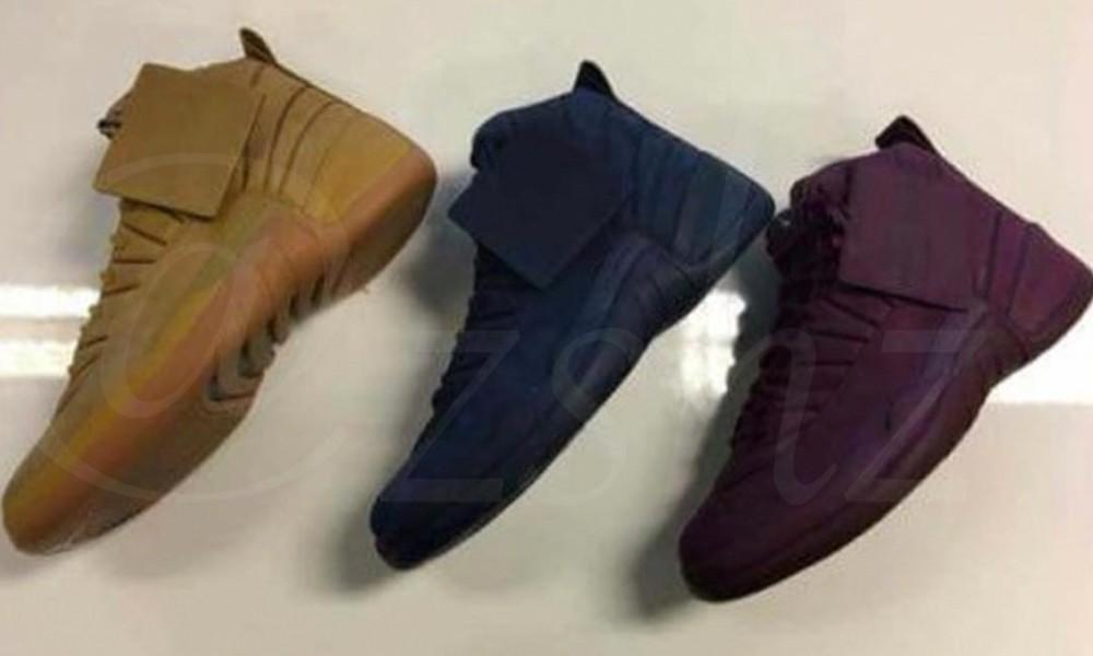 即将到来的 Public School x Air Jordan XII 将不止一个新配色,而是三个