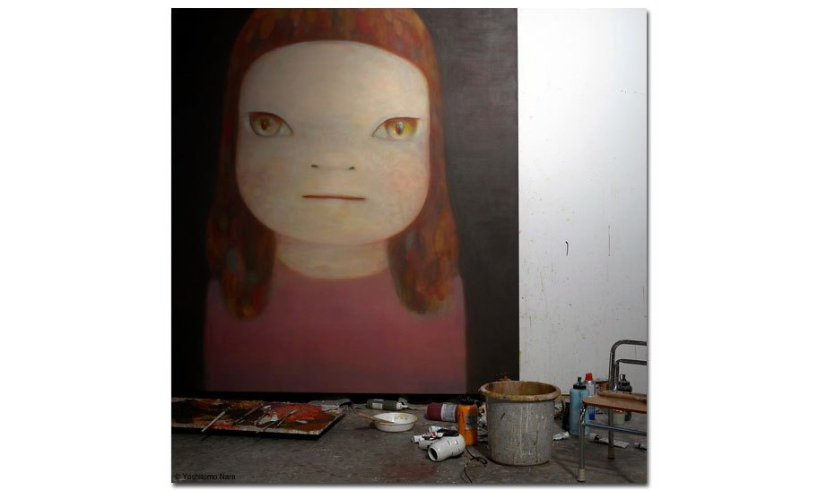 奈良美智「Thinker」个展即将于纽约 PACE Gallery 开幕