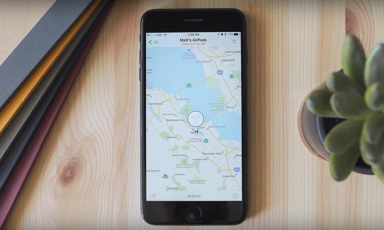 """iOS 10.3 系统更新,""""查找我的 AirPods"""" 功能上线"""