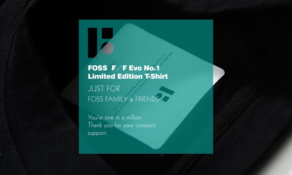 "FOSS x PUMA Disc Blaze ""evo"" 及限定 Tee 首发活动预告"