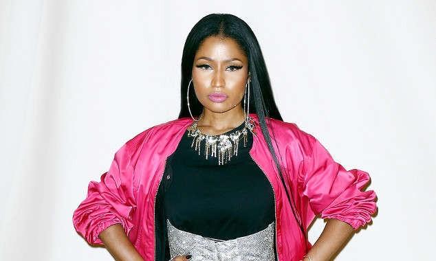 Nicki Minaj 进军模特界,与 Wilhelmina 公司签约