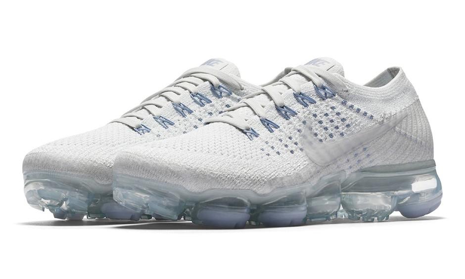 """不算""""纯""""的白,Nike Air VaporMax """"Triple White"""" 配色预览"""