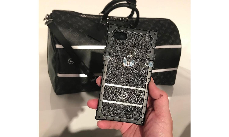 这款天价手机壳竟然也是 fragment design x Louis Vuitton 联名之一