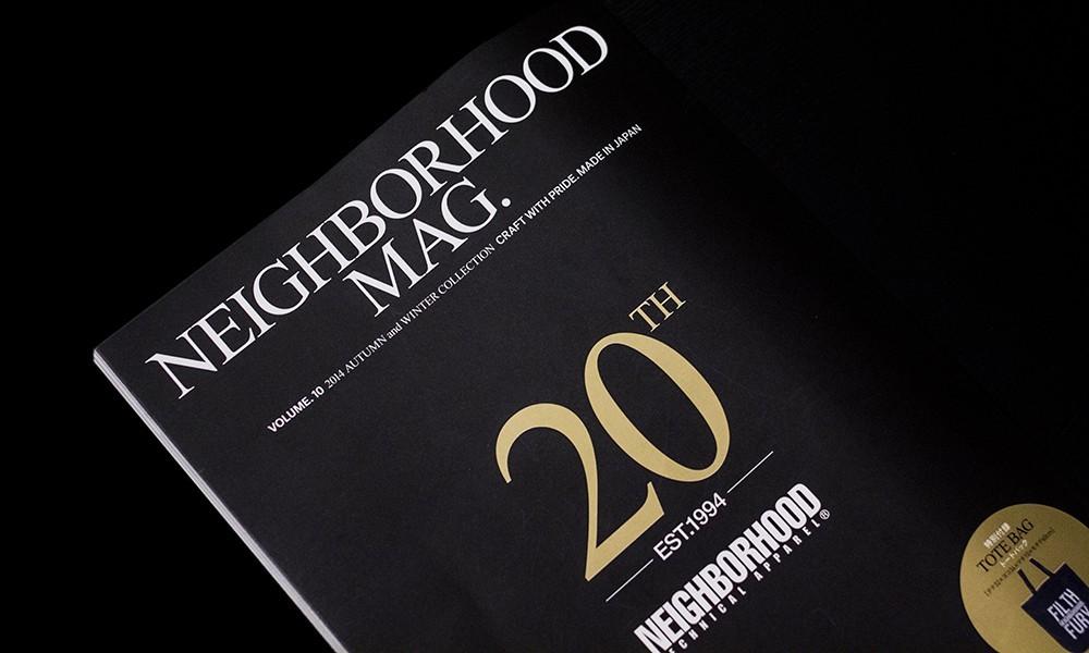 NEIGHBORHOOD 20 周年特刊欣赏