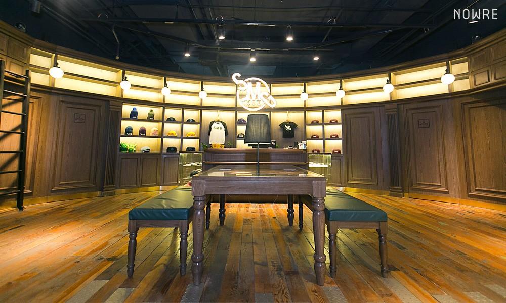 S.M.G 上海旗舰店全新空间一览