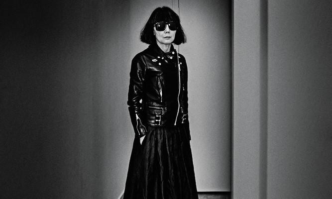 《Interview》专访川久保玲