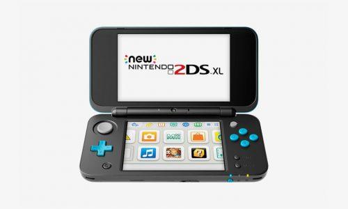 家族新成员,Nintendo 发布 2DS XL
