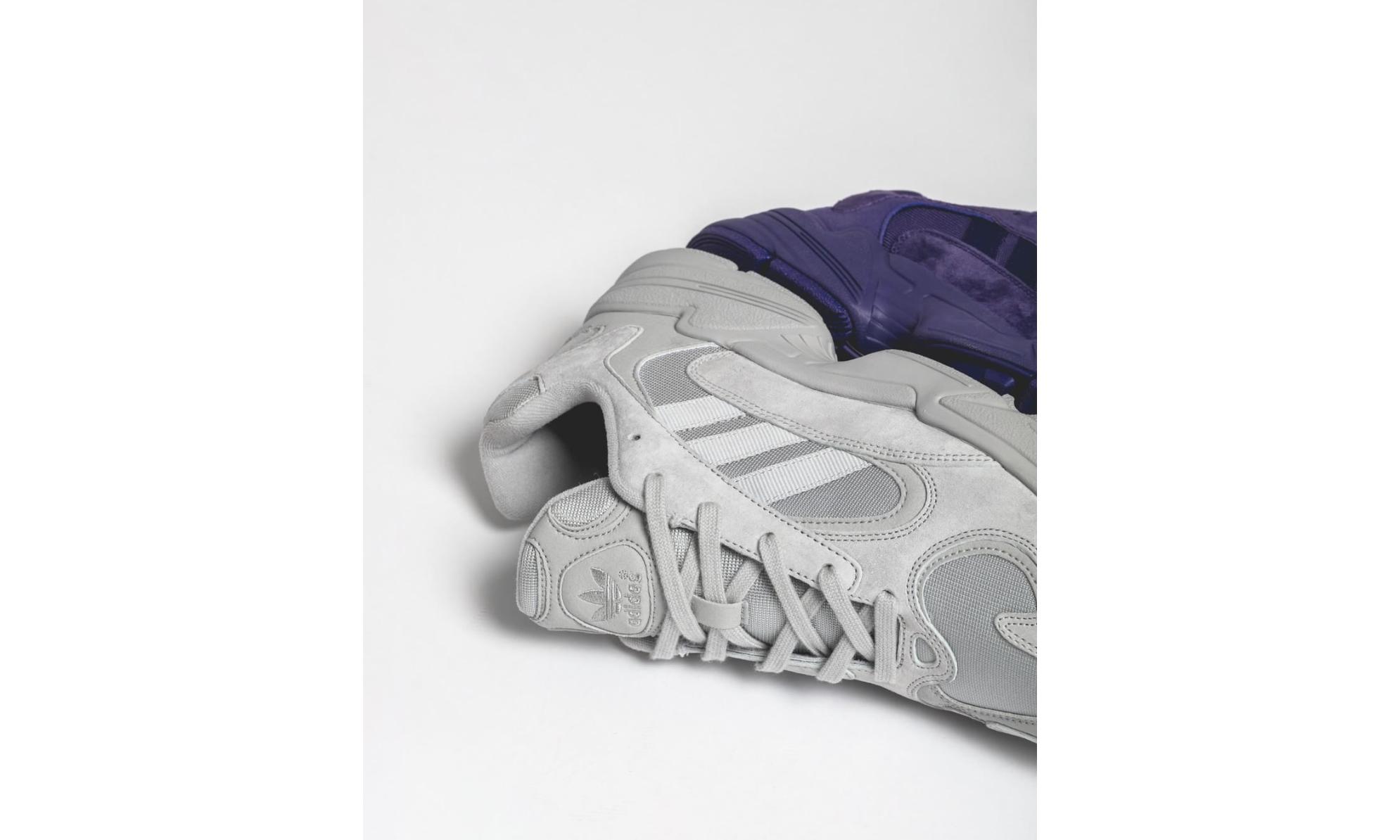 纯灰和纯紫,YUNG-1 两款新配色即将登场