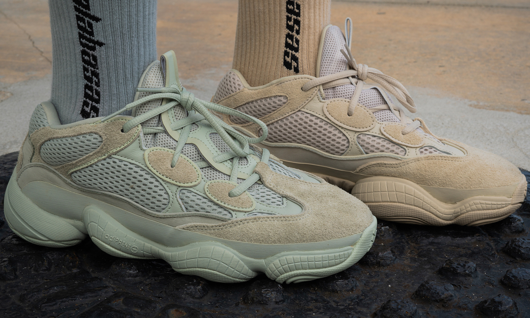 adidas Yeezy 500 Stone FW4839 Release Date Trails BC
