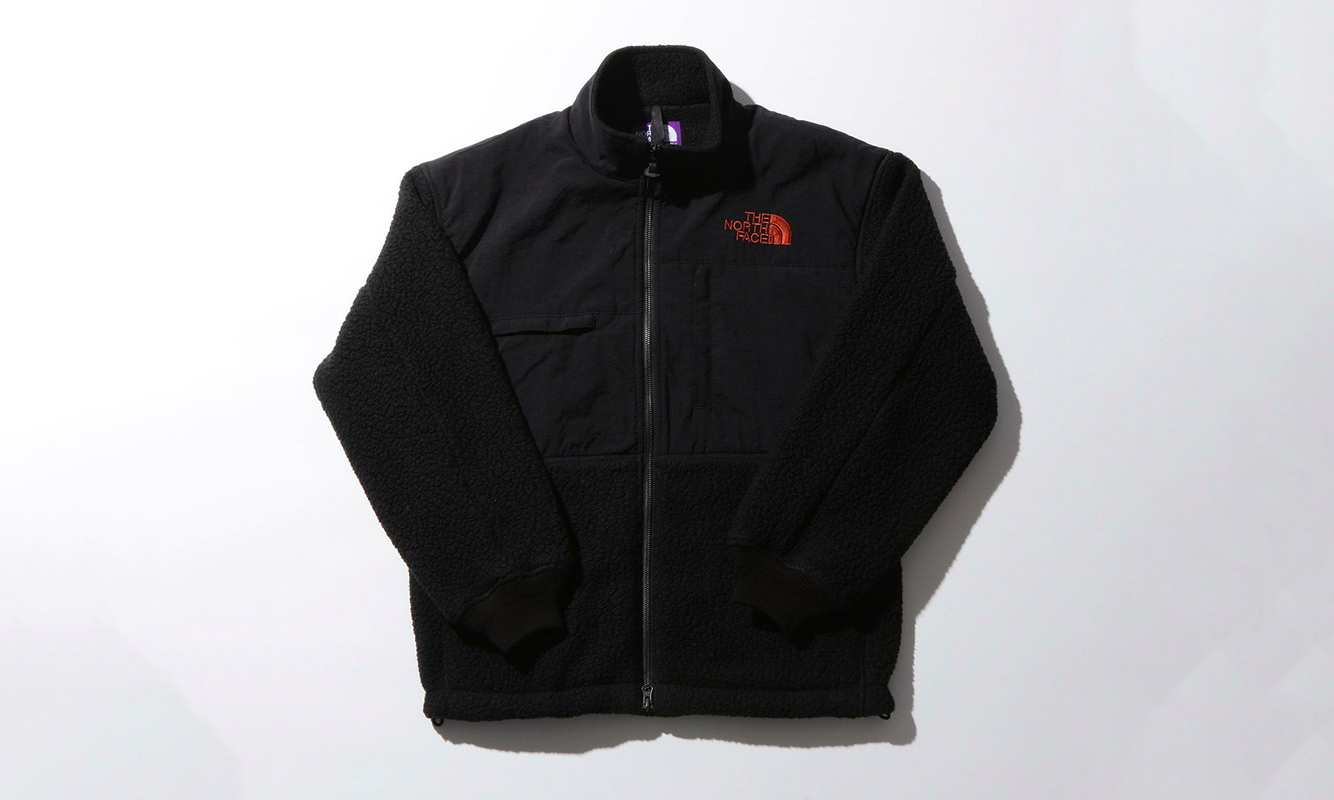 great fit look for sneakers THE NORTH FACE PURPLE LABEL x BEAUTY & YOUTH 全新联名系列释 ...