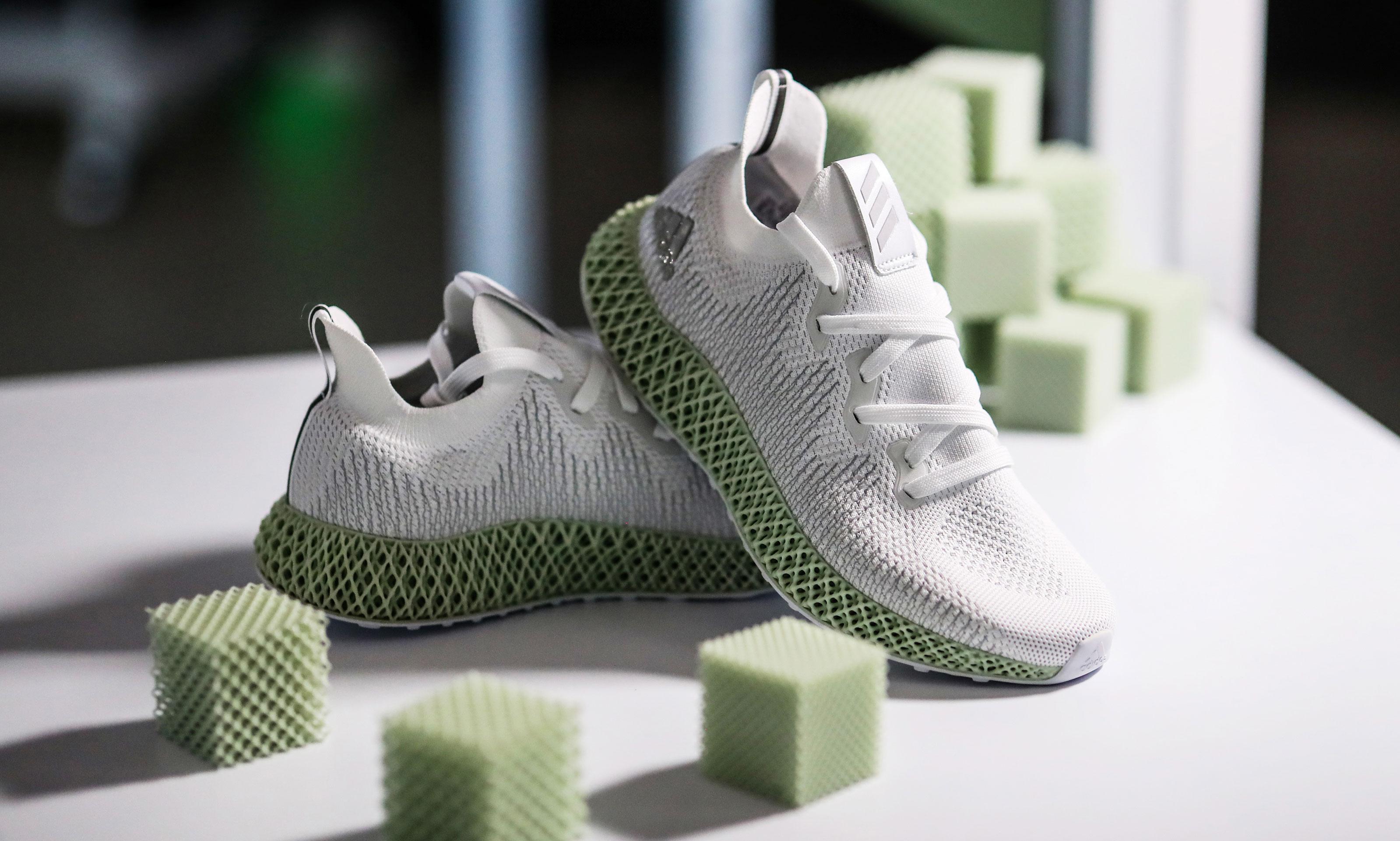 adidas 于上海举办新款ALPHAEDGE 4D 跑鞋发布会– NOWRE现客