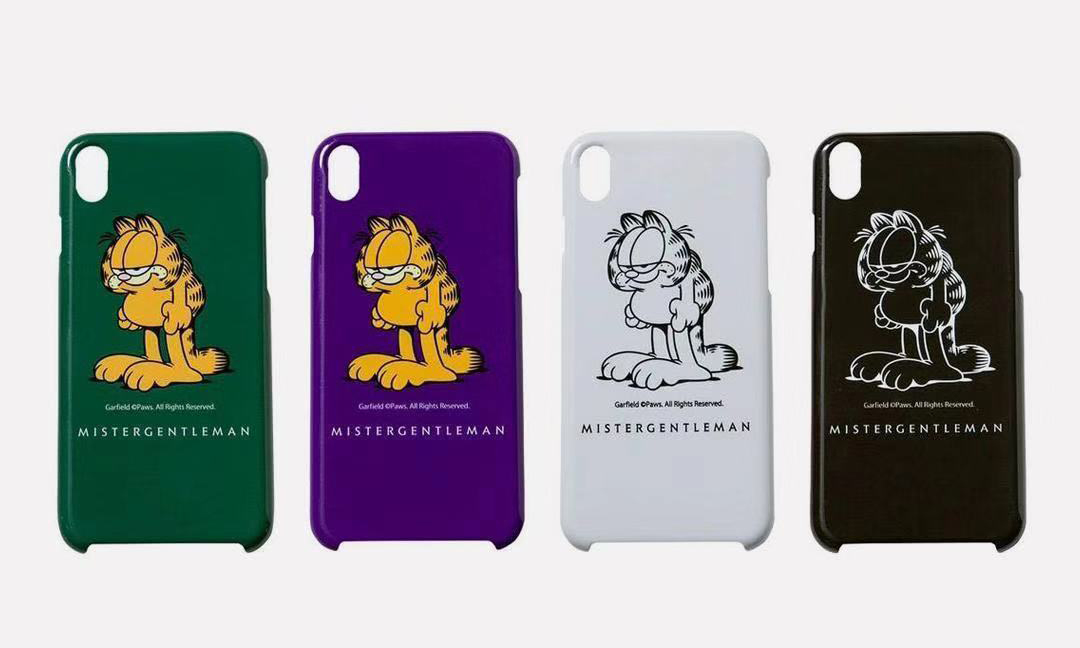 garfield品牌_MISTERGENTLEMAN 与 Garfield 合作系列呈现 – NOWRE现客