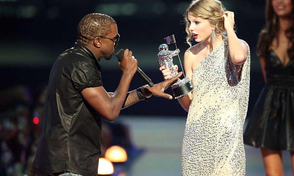 内部人士揭露 2009 年 Kanye West 打断 Taylor Swift 获奖感言内幕