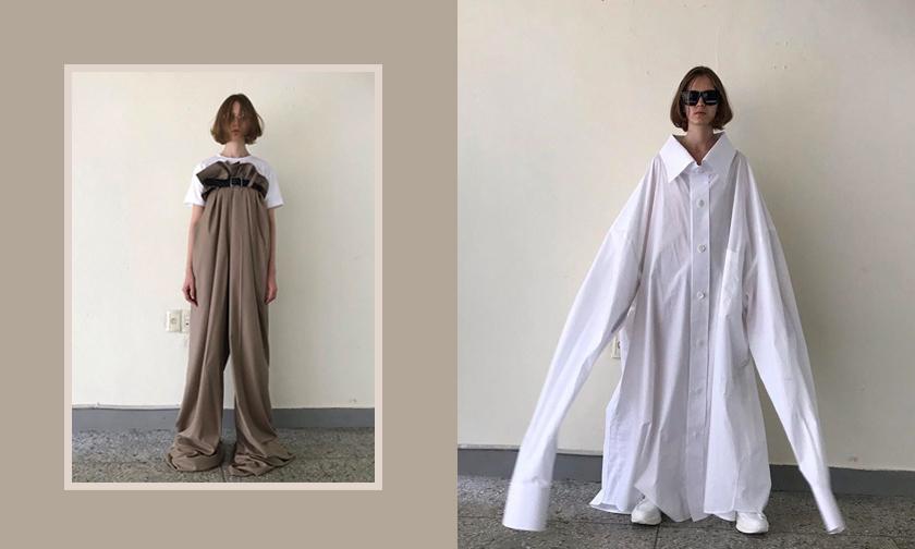 大秀预告,Kimhekim 的巨大衬衫和西装即将登上巴黎时装周