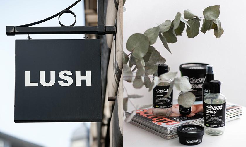 为环保议题响应罢工活动,LUSH 宣布暂关北美 250 家店铺