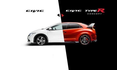 狂飙从「R」启动,Honda 2015 款 Civic 及 Type R 全新互动创意广告