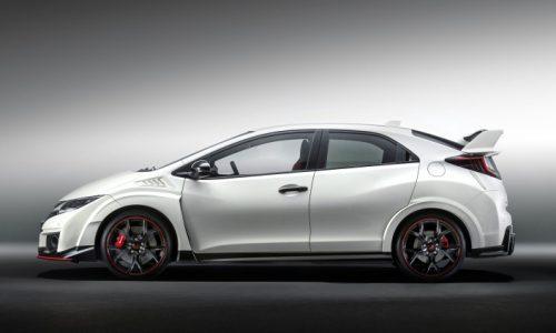 全球最快前驱?Honda 全新 Civic Type R 车款亮相日内瓦车展