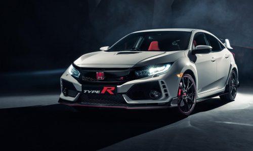 最强前驱钢炮,全新 Honda Civic Type R 发布