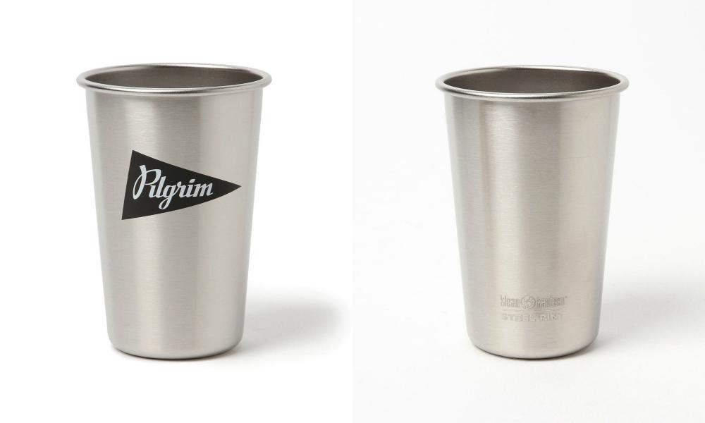 Pilgrim Surf+Supply x KLEAN KANTEEN 不锈钢水杯