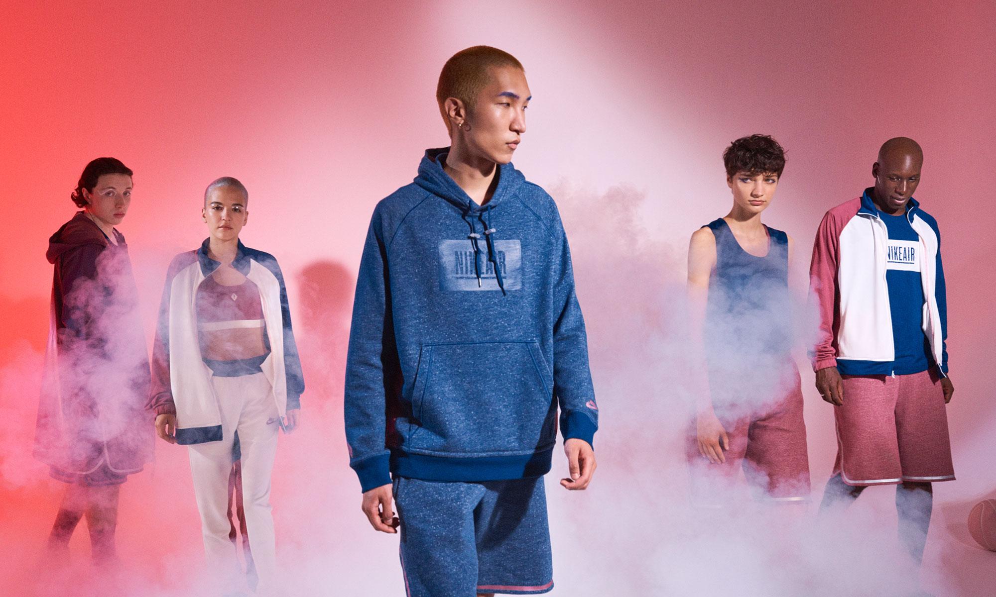 未来篮球新风尚,Pigalle x NikeLab 2017 春夏系列登场